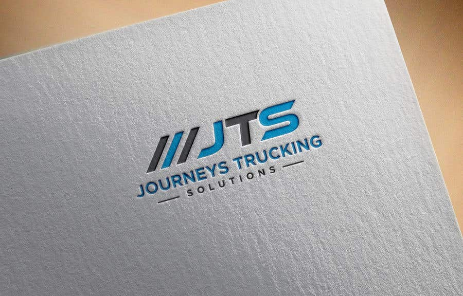 Contest Entry #27 for Journeys Trucking Solutions or abreviated also