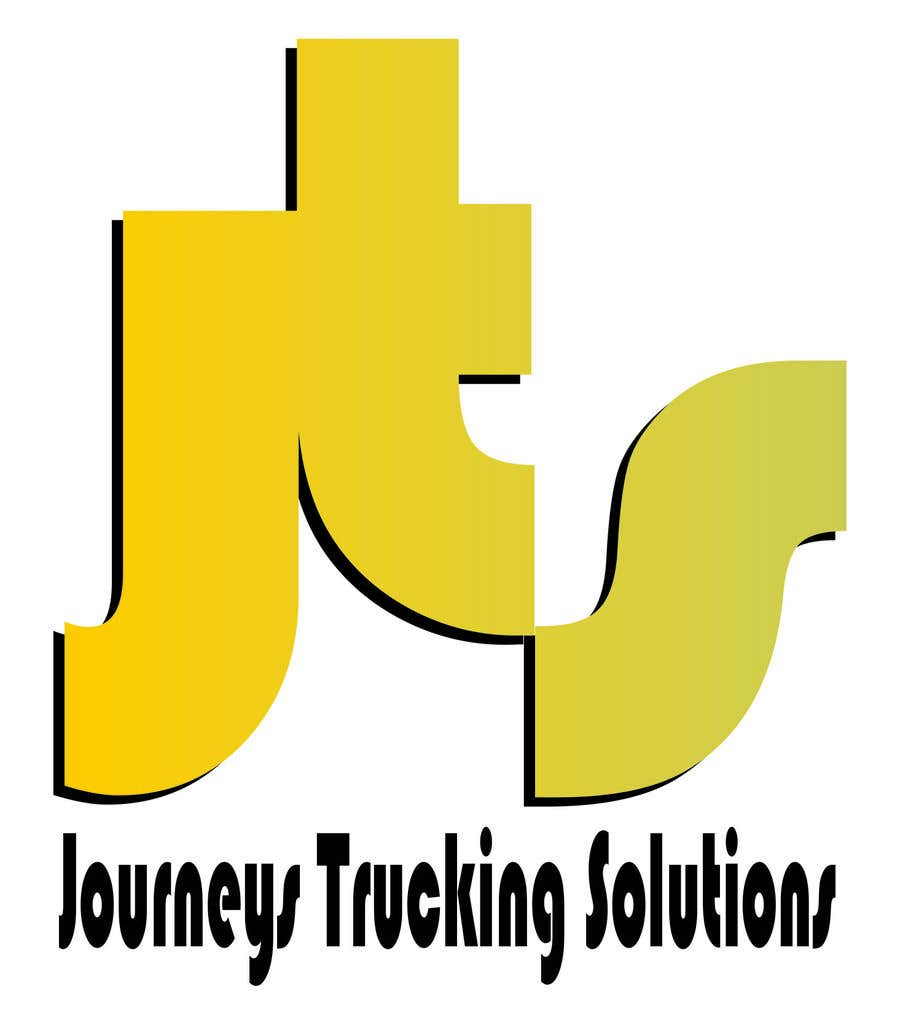 Contest Entry #23 for Journeys Trucking Solutions or abreviated also