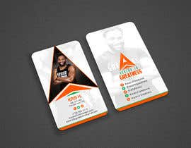 #121 for Design Personal Trainer Business Cards by Shariquenaz