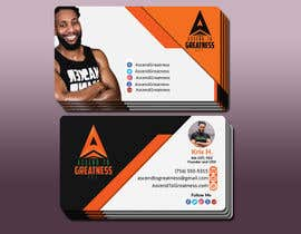 #144 for Design Personal Trainer Business Cards by Monowar8731