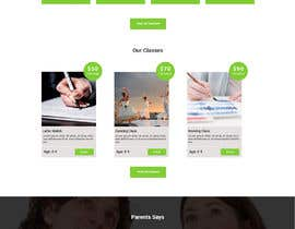 #10 para I would like to hire a Static Website Designer por dreamplaner