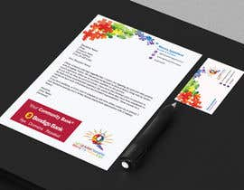 #183 for Business Cards, letter head and re design flyer af trishitaaust