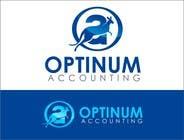 Graphic Design Конкурсная работа №358 для Logo Design for Optimum Accounting & Taxation