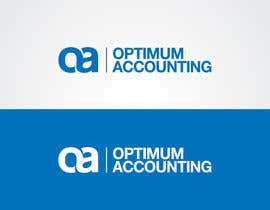 #113 untuk Logo Design for Optimum Accounting & Taxation oleh IzzDesigner