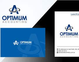 #241 untuk Logo Design for Optimum Accounting & Taxation oleh sproggha