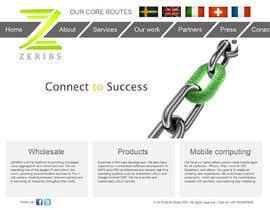 #11 for Home page design af lider961