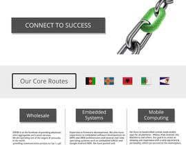 #7 for Home page design af alssiha