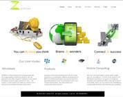 Graphic Design Konkurrenceindlæg #3 for Home page design