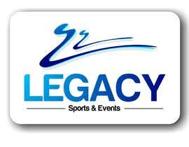 #106 para Logo Design for Legacy Sports & Events por miller84