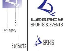 #124 para Logo Design for Legacy Sports & Events por TheAVashe