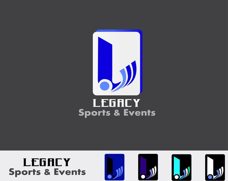 Proposition n°87 du concours Logo Design for Legacy Sports & Events