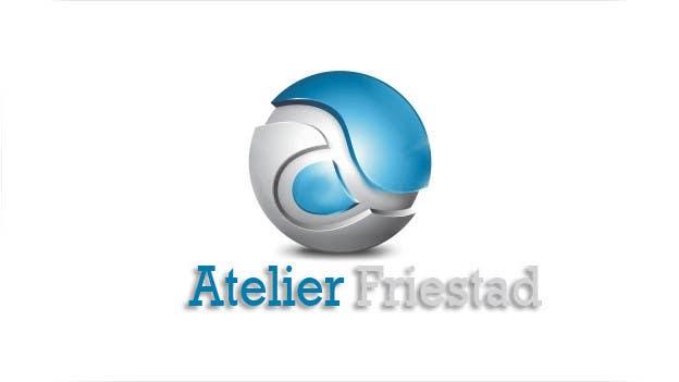 Penyertaan Peraduan #71 untuk Logo Design for atelier Friestad
