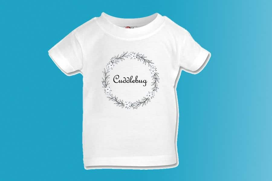 Contest Entry #29 for Design a baby T-shirt