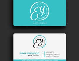 #107 for Business Cards by wefreebird