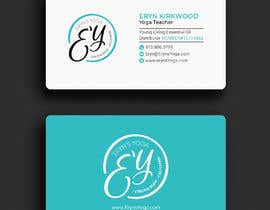 #109 for Business Cards by wefreebird