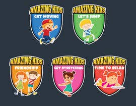 #5 for Amazing kids stickers by kyledeimmortal