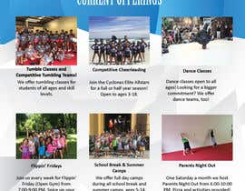 #6 for Cheerleading Class Flyer by Shtofff
