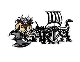 "mmujica tarafından :QUICK: Make me a viking logo with the title "" Garpa "" için no 530"