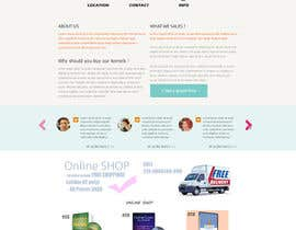 #28 untuk Graphic Design - Redesign FRONT PAGE Only - apricotseeds.co.nz website oleh marwenos002