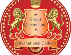 nº 16 pour Logo Design for Royal Queensland International College par aeolisstudio