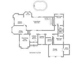 #52 for Floorpan design by TMKennedy
