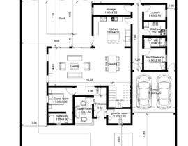 #42 for Floorpan design by arcalaamohamed