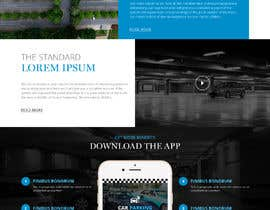 #31 for Creating our brandnew website in an attractive and modern style (wordpress) by saidesigner87