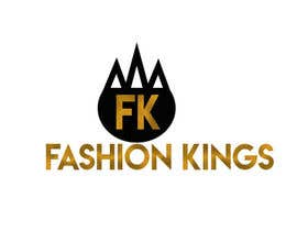#31 para Edited Logo for Fashion Kings Clothing por chaitanyamedha