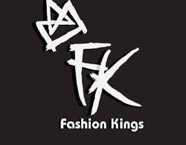 #22 para Edited Logo for Fashion Kings Clothing por nguyminhho