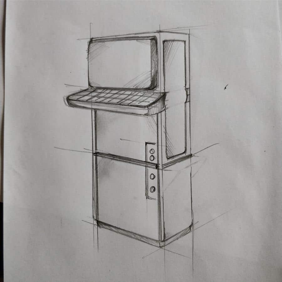 Participación en el concurso Nro.20 para Hand sketch artist to help us inprove our concept design