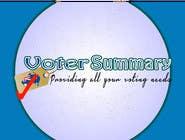 Bài tham dự #25 về Graphic Design cho cuộc thi Logo Design for Voter Summary