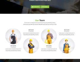 #79 para Design a Website de TeamAlphaSH