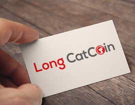 #34 for Create a Logo for the Crypto Currency 'LongCatCoin' by logodesign02