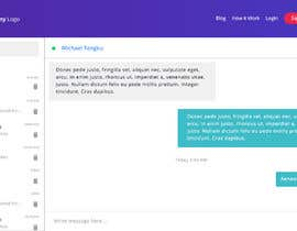 #3 for Social media chat user interface needed by bimaptra30
