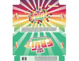 #75 for Candy Packaging Design by SabreToothVision