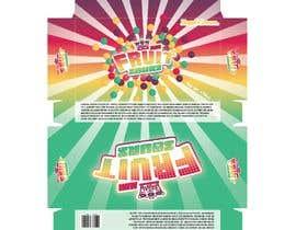 #75 para Candy Packaging Design de SabreToothVision