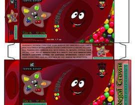 #66 para Candy Packaging Design de rkasif5