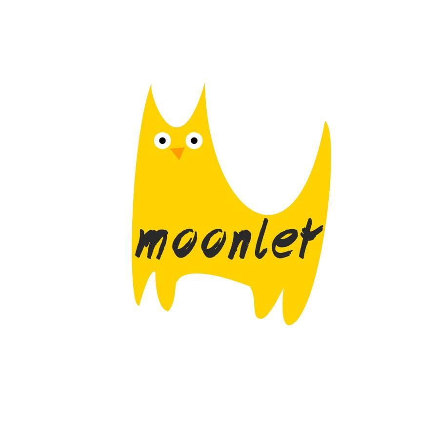 Inscrição nº 349 do Concurso para Logo Design for moonlet.me