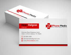 #443 for BUSINESS CARD DESIGN by prosenjit2016