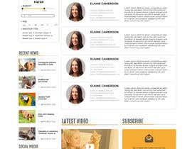 #9 für design for categories, search/list, and detail page von karansoni737