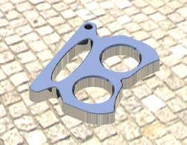nº 19 pour Two Finger Knuck - Simple 3d design and modeling - Fusion 360 File par dedierwanto2686