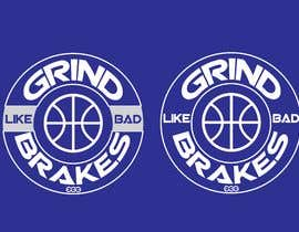 #15 untuk Grind Like Bad Brakes Mock up T-shirts oleh batmanx3