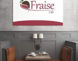 #373 for Logo Design for Fraise Caffe af giuliachicco92