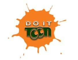 "#12 cho Logo ""Do It Toon"" bởi DesignerTarun04"