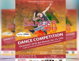 #16 for A flyer/ poster for dance event by sandeepstudio