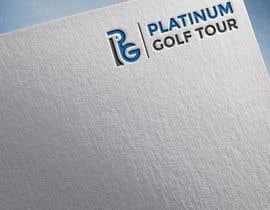 "#37 for LOGO DESIGN FOR ""PLATINUM GOLF TOUR"" by BikashBapon"
