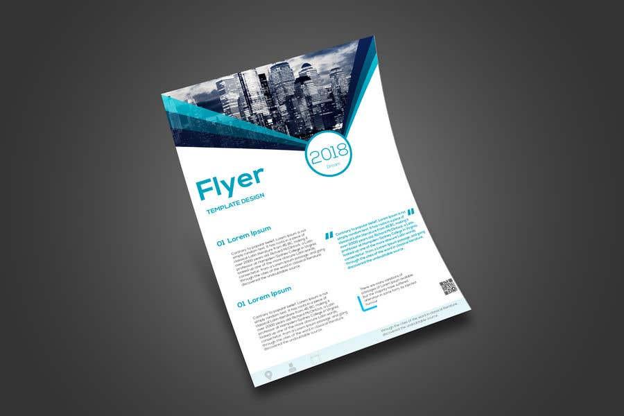 Proposition n°                                        2                                      du concours                                         Flyer Design