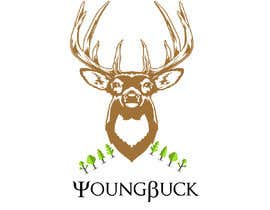 #48 for YoungBuck t-shirt logo design! by sadatkhan194