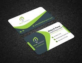#123 for May the Best Business Card Win by sajjwal