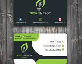 #110 for May the Best Business Card Win by Mannan80